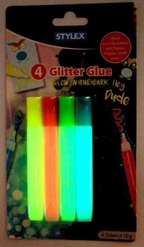 Glitter Glow in the Dark